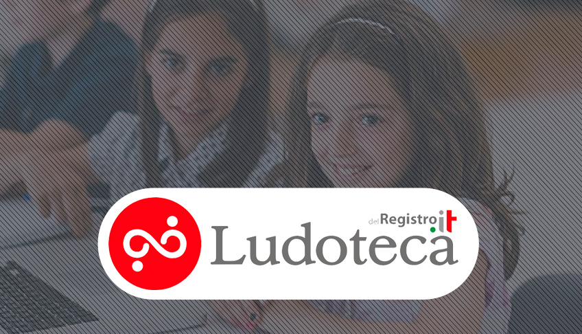 The Ludoteca of Registro .it will be in Torre del Lago with a seminar on the Internet and minors