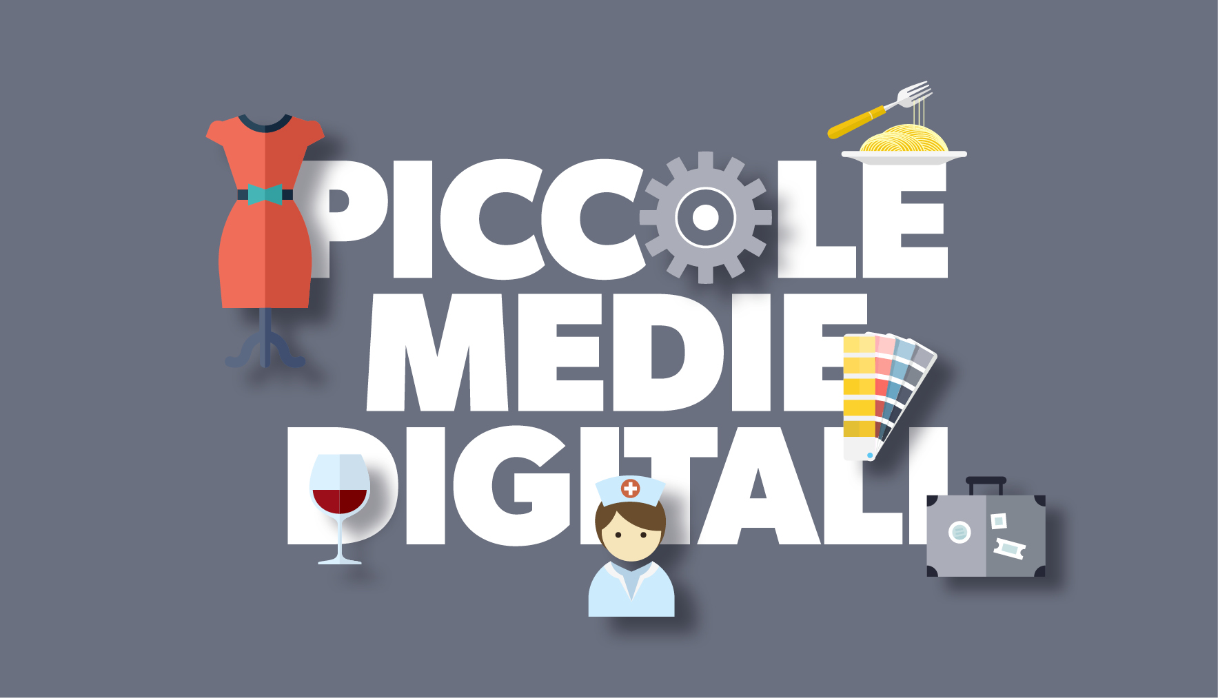 Piccole Medie Digitali - il Roadshow di Registro .it