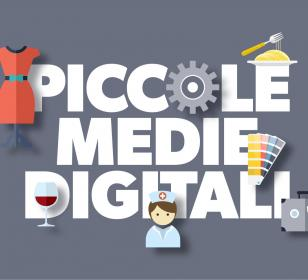 Piccole Medie Digitali (Small Medium Digitals) - The Registro .it Roadshow